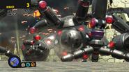 Mega Death Egg Robot faza 1 8