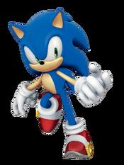 Modern Style Sonic 14