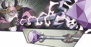 Purple Chaos Emerald 02
