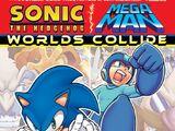 Sonic the Hedgehog/Mega Man: Worlds Collide Volume 1: Kindred Spirits