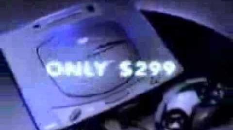 Sega Saturn commercial - 1995