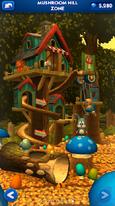 Sonic Dash Mushroom Hill Restored