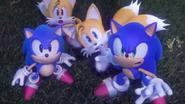 Sonic Generartions Oh Dear