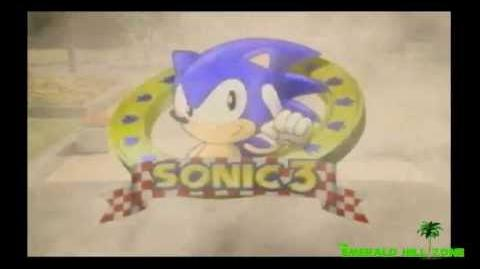 Sonic the Hedgehog 3 - Sega MegaDrive - Sega Genesis - TV Game Commercial - Retro Gaming - 1994