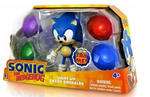 Sonic with light up emeralds