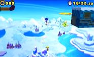 Frozen Factory Zone 3 3DS 8