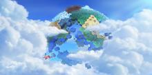 Lost Hex w chmurach