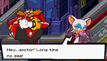 Rouge Sonic Battle (1)