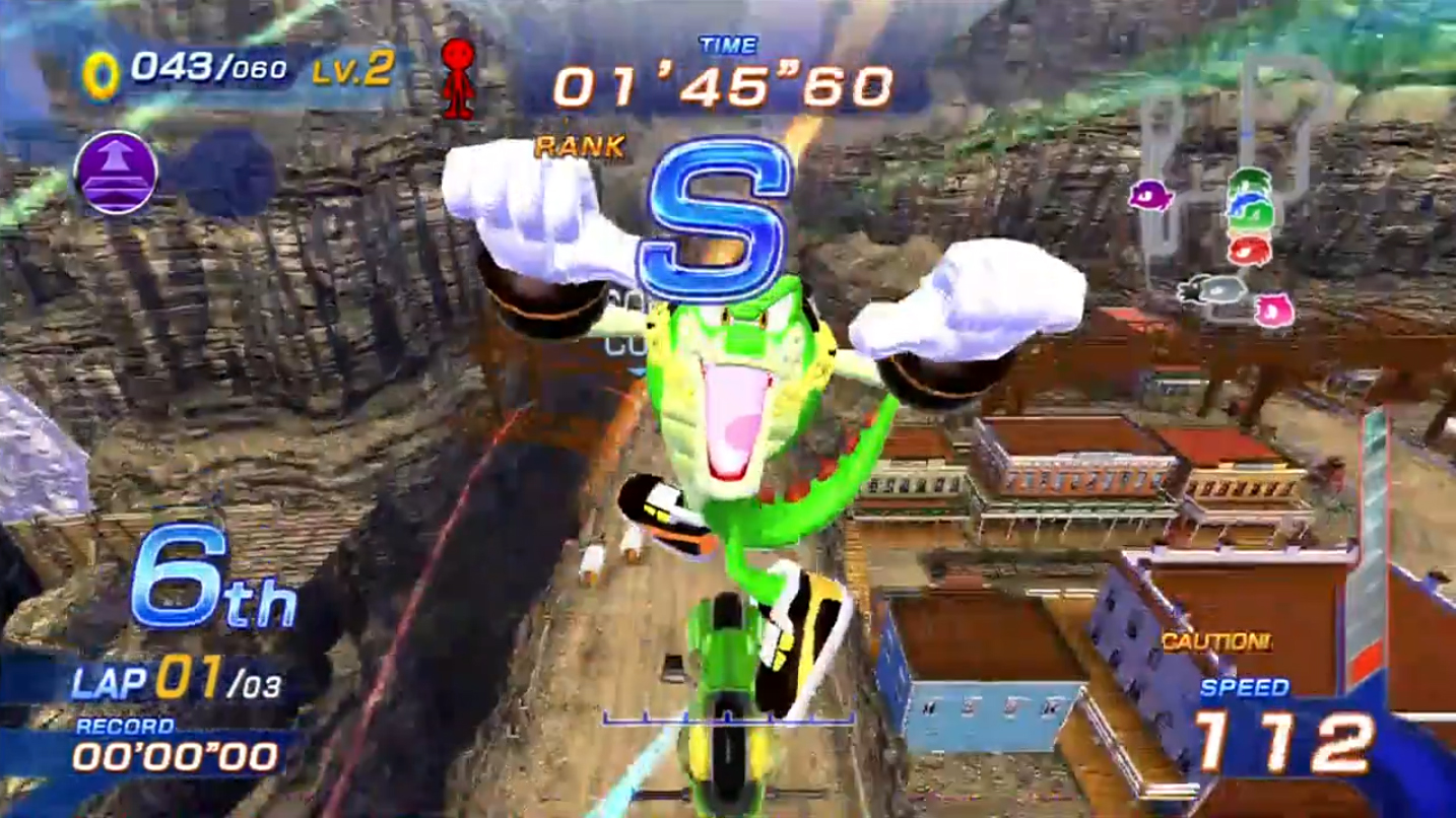 Trick Action | Sonic News Network | FANDOM powered by Wikia