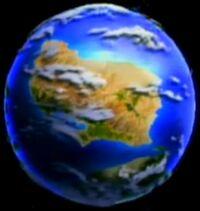 Shamar world map Wii