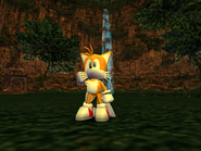 Sonic Adventure DC Cutscene 186