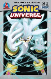 Sonic Universe Numero 25