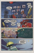 Sonic X issue 3 page 3