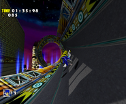 Speed Highway DX Sonic 42
