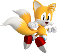Tails Generations art 2