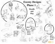 X-treme enemy concept 32