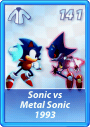 Card 141 (Sonic Rivals)