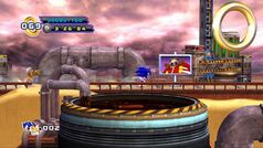 Giant Ring En Sonic 4 Episode 2