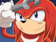 Knuckles fixes it
