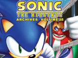 Archie Sonic Archives Volume 25