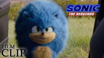 SONIC THE HEDGEHOG Goodbye Official Film Clip