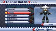 Silver's Race Suit