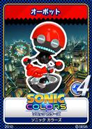 Sonic Colors karta 11