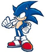 Sonic pose 61