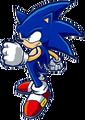 Sonic pose 63