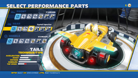 Tails Crystal Capacitor Rear