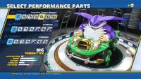 Big Legendary Thumper Bumpers Front