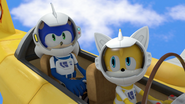 EAGR Sonic and Tails
