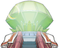 Master Emerald Archie transparent