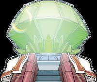 Master Emerald Archie transparent