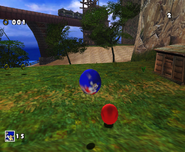 SA Sonic vs Knuckles DX 3