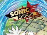Sonic Forces (Cómic digital)