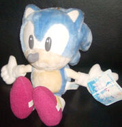 SegaSonic Pale Sonic