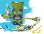 Sky Sanctuary SG koncept 2