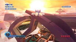 Sonic Colors (Wii) Dolphin 60 FPS Sweet Mountain - Act 1 - S-Rank