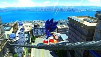 Sonic Generations HD - Cream Helping Hand (City Escape Zone)