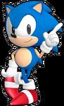 Sonic Runners Classic Sonic