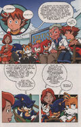 Sonic X issue 24 page 3