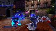 Werehog gameplay