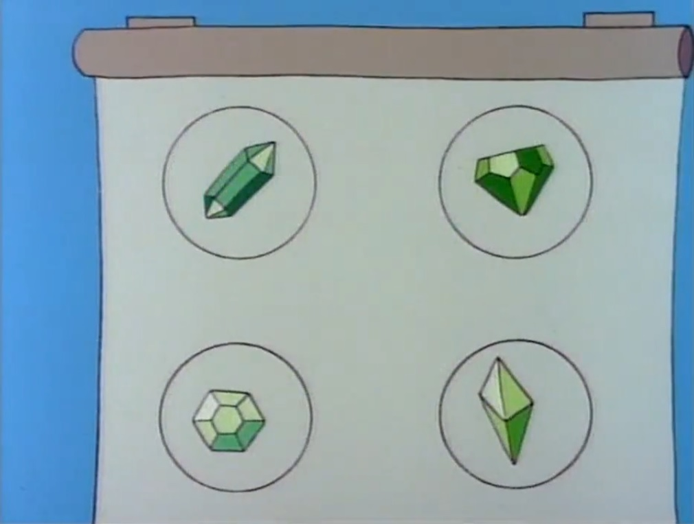 Chaos Emeralds in Aosth