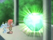 Master Emerald past ep 29