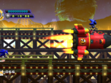 Metal Sonic (White Park Zone)