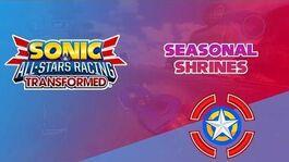 Seasonal Shrines - Sonic & All-Stars Racing Transformed