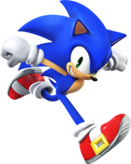 Smash 4 Sonic