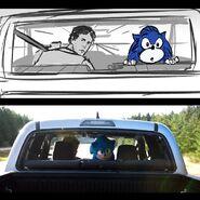 SonicMovie Storyboard HvD 07