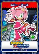 Sonic Riders karta 9